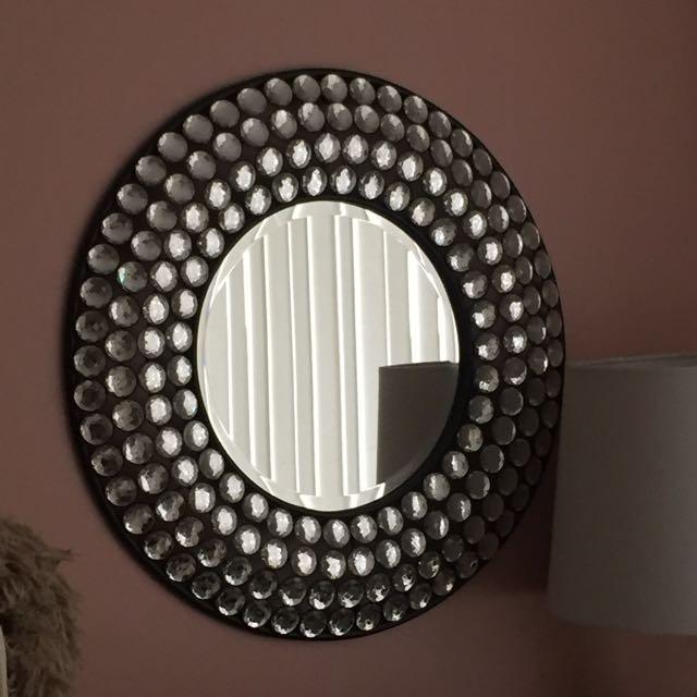 Mirror With Gems