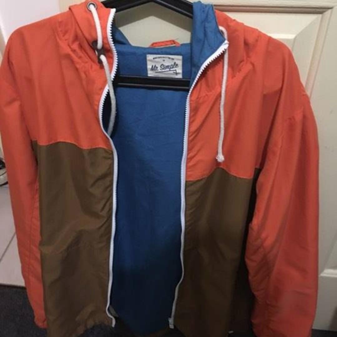 Mr Simple Jacket (Size Large)
