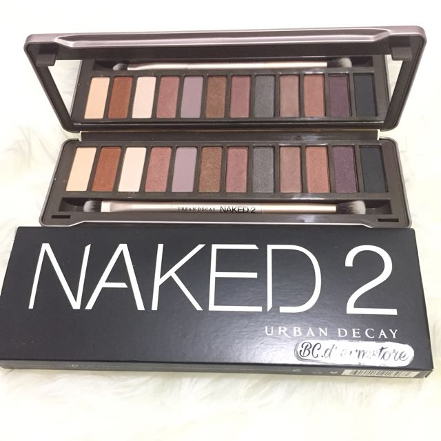 Naked2 Eyeshadow