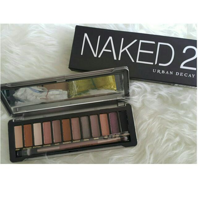 Naked 2 Urban Decay Replika