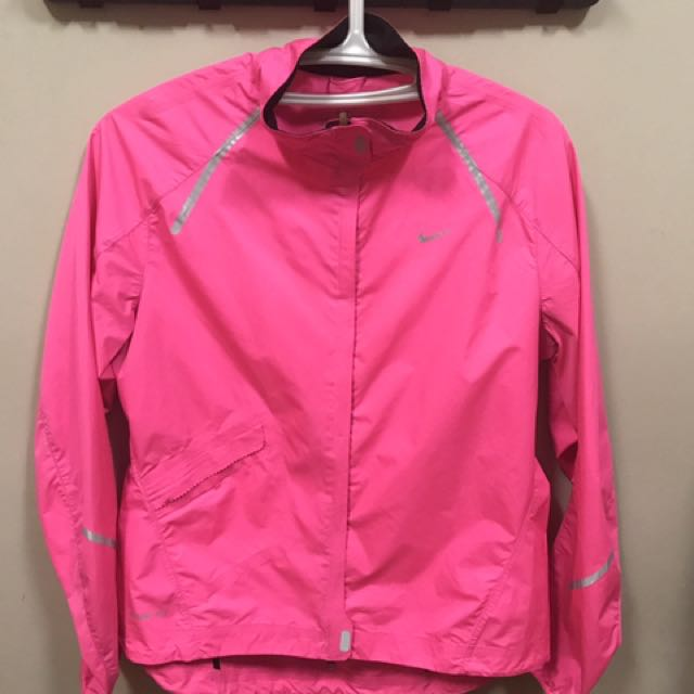 Nike Hot Pink Storm-fit Jacket