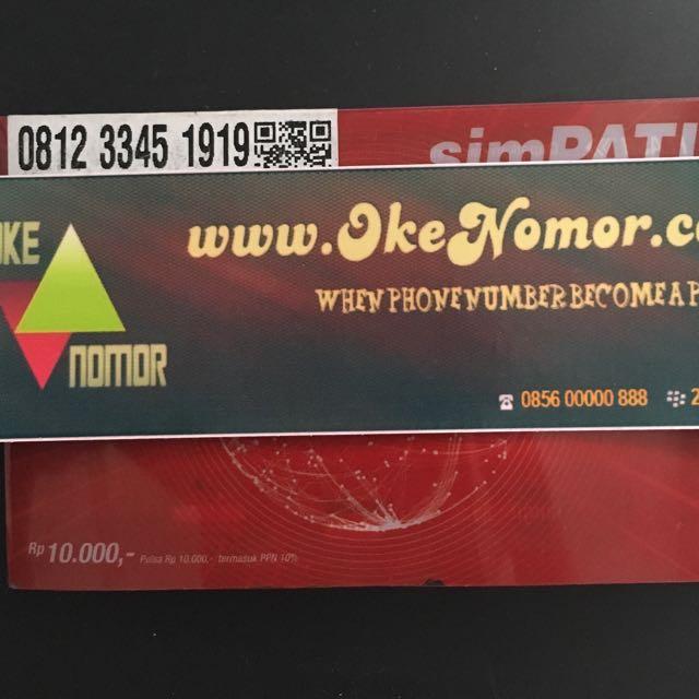 ... Nomor Cantik IM3 Oredoo 4G 0858 0000 7100IDR400000 Rp 400 000 Source photo photo photo