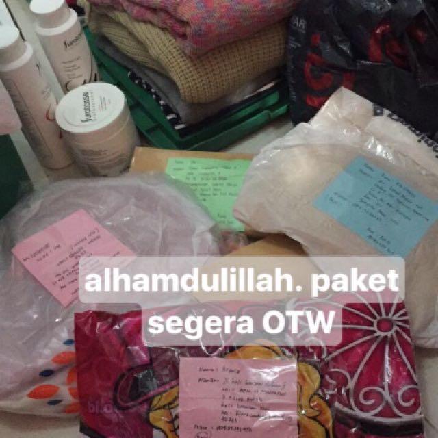 Paket OTW HARI INI
