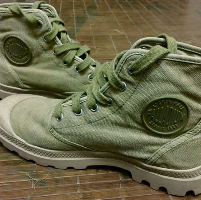 Palladium boots Pampa Hi b67a155765