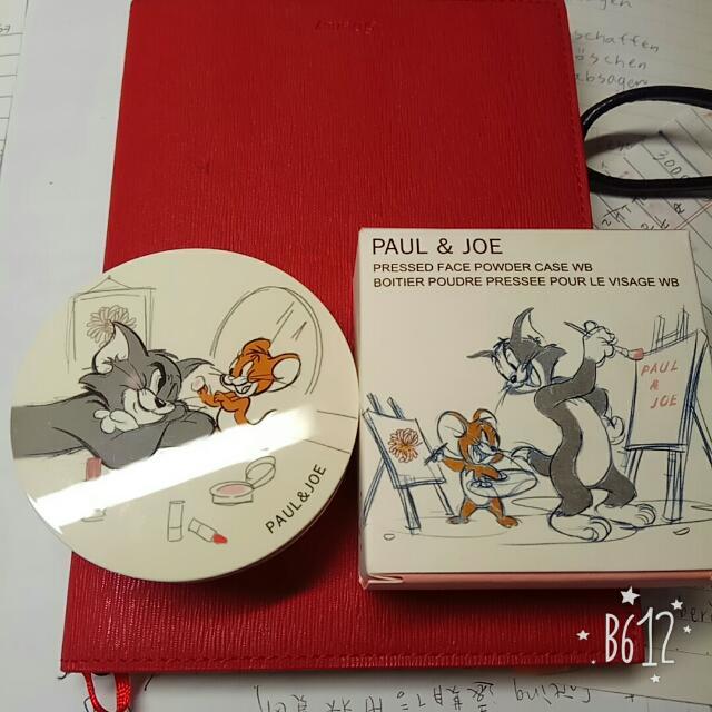 Paul & Joe 蜜粉餅盒