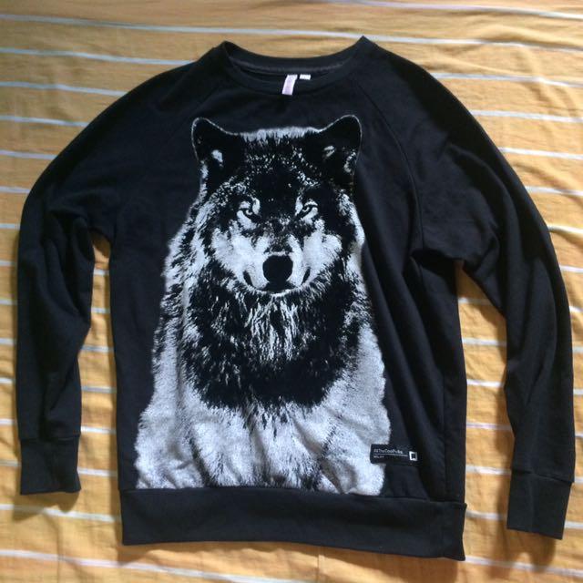 PENSHOPPE - WOLF SWEATER