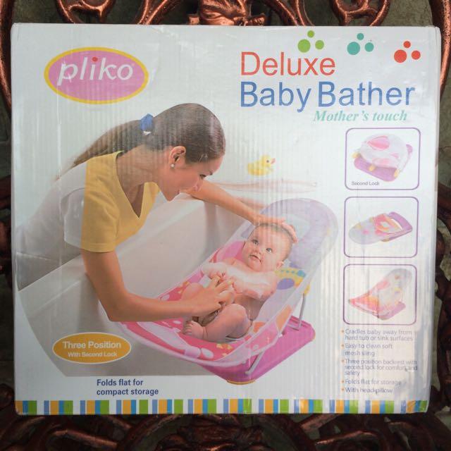 Pliko Deluxe Baby Bather