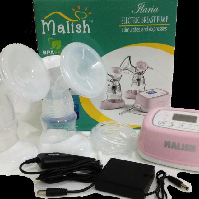 Pompa Asi Malish Ilaria Breastpump