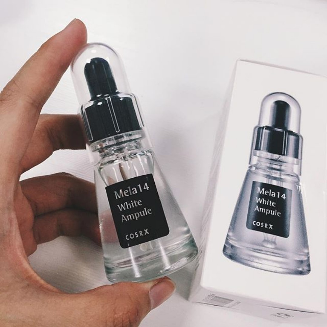 [PRE-ORDER] COSRX Mela 14 White Ampule 20ml, Online Shop & Preorder, Beauty Products on Carousell