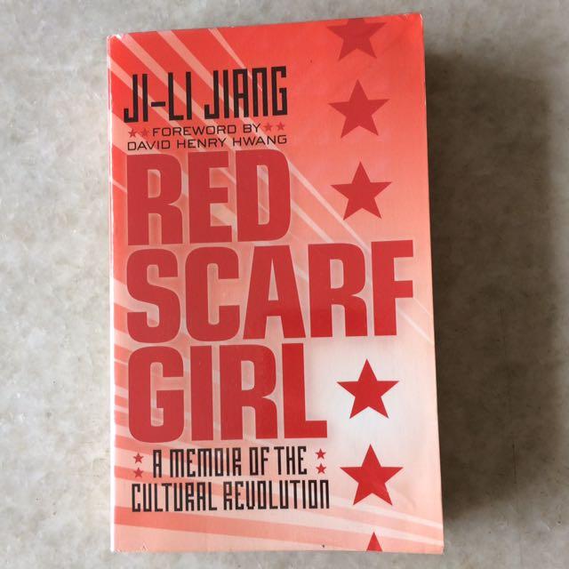 Red Scarf Girl: A Memoir Of The Cultural Revolution文化大革命回憶錄