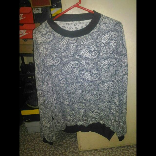 Reversible Pasley Pull Over