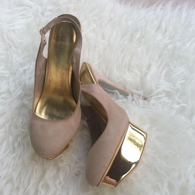 Roteli Heels Size 35