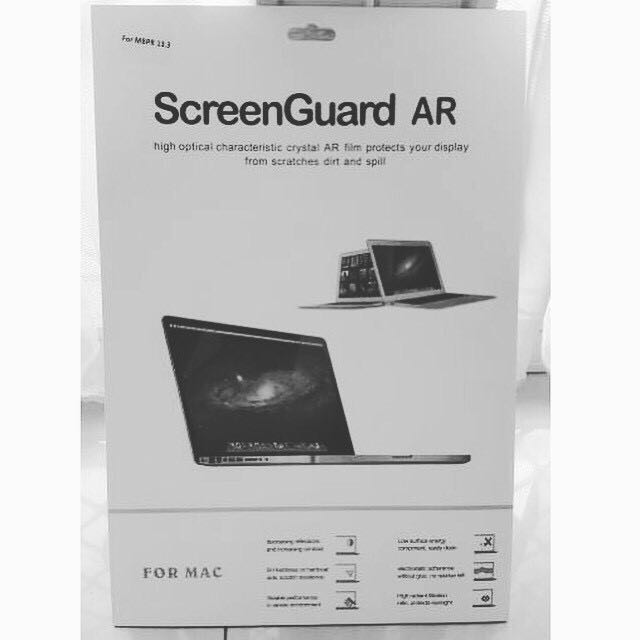 """Screen Protector NEW PRO (2016) 15"""""""