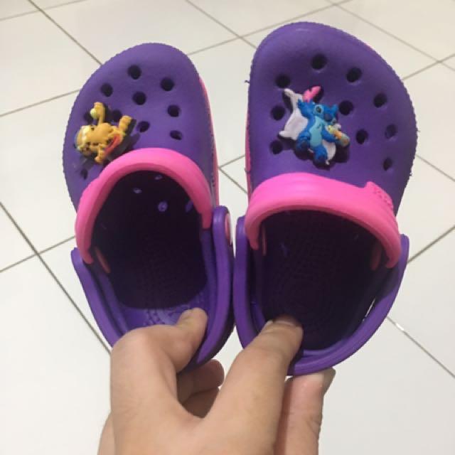 Sendal Anak Crocs