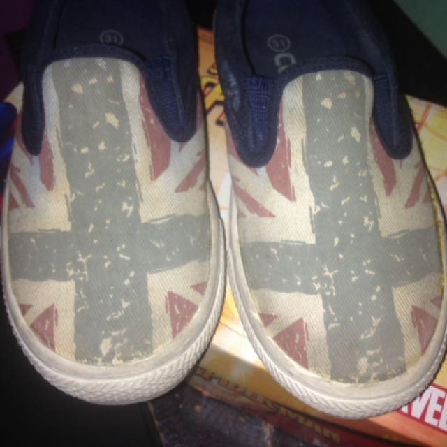 Sepatu Anak Size 31