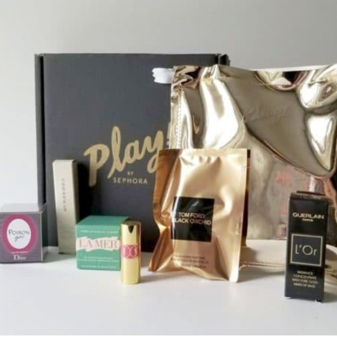 Sephora Play The Iconic Edition Box
