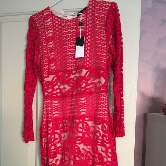 Size 8 Oxford BRAND NEW DRESS