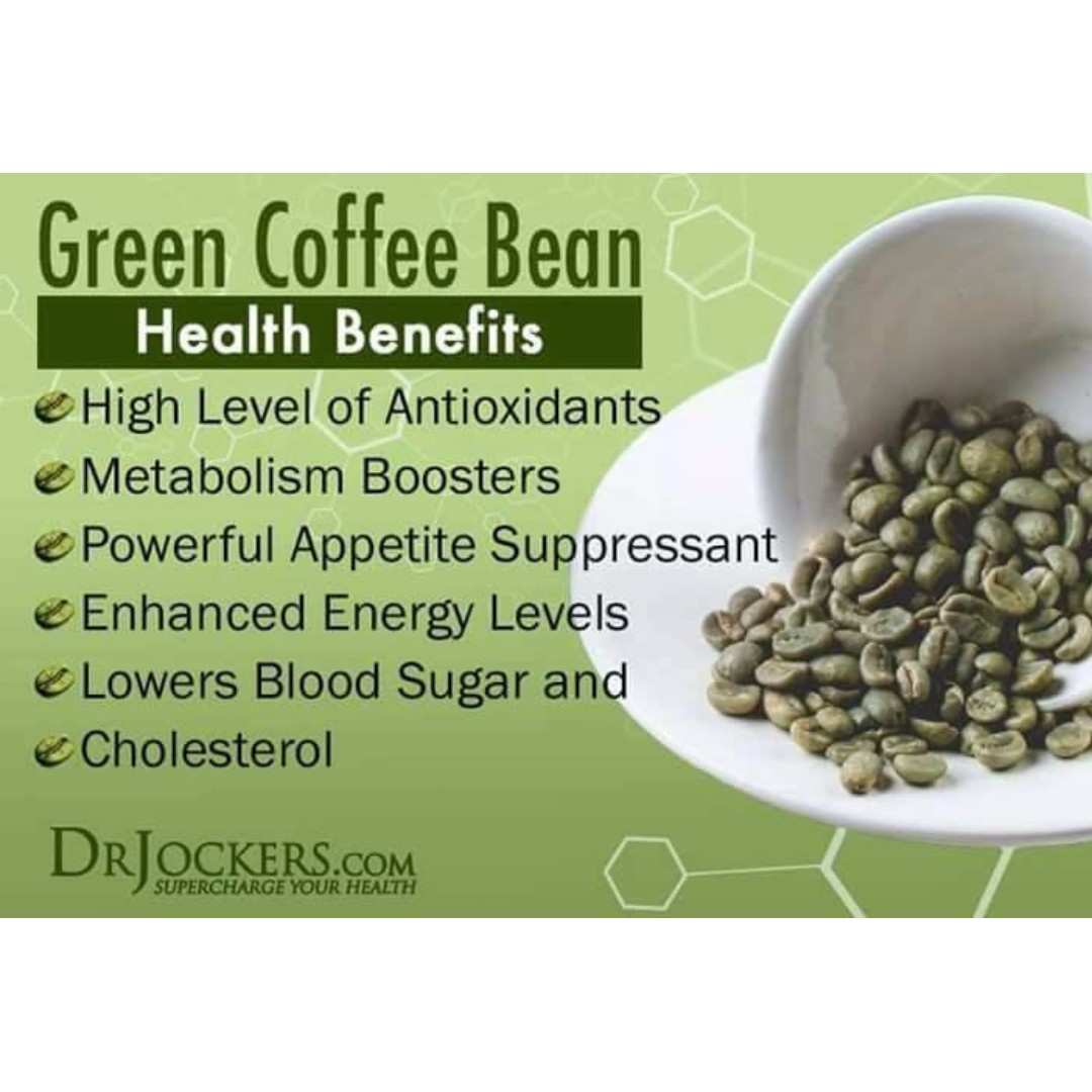 Slimming Green Coffee Beans