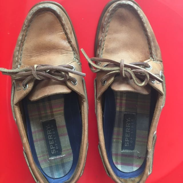 Sperry Topsiders Size 7