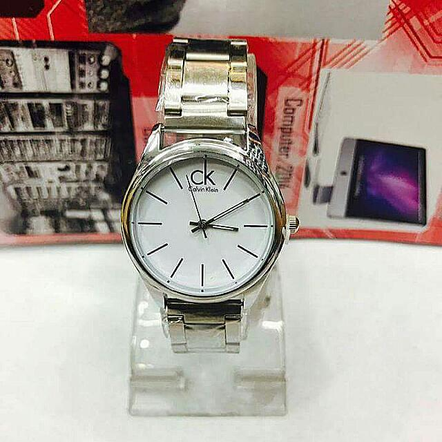 Stainless Watch