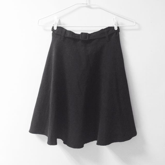 Starmimi黑傘裙
