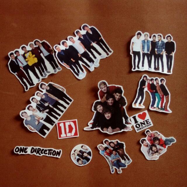 Sticker 1D