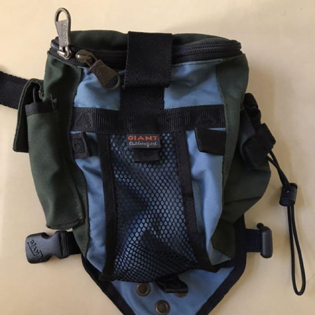 Tas Pinggang Modern Untuk Adventurer