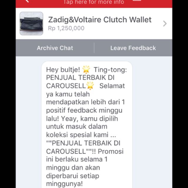 Thank You So Much Carousell 🙏🙏🙏