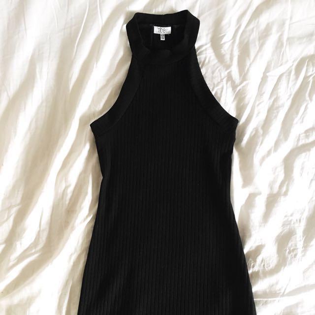 Tobi Halter Bodycon Dress