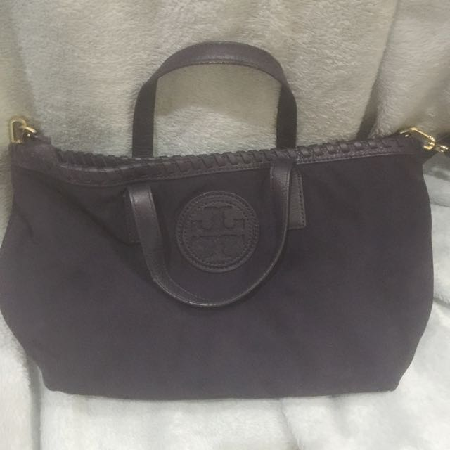 Tory Burch Marion Nylon Mini