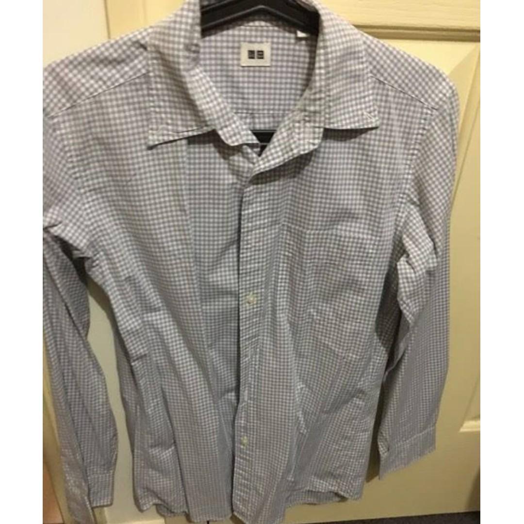 Uniqlo Shirt (Size XS)