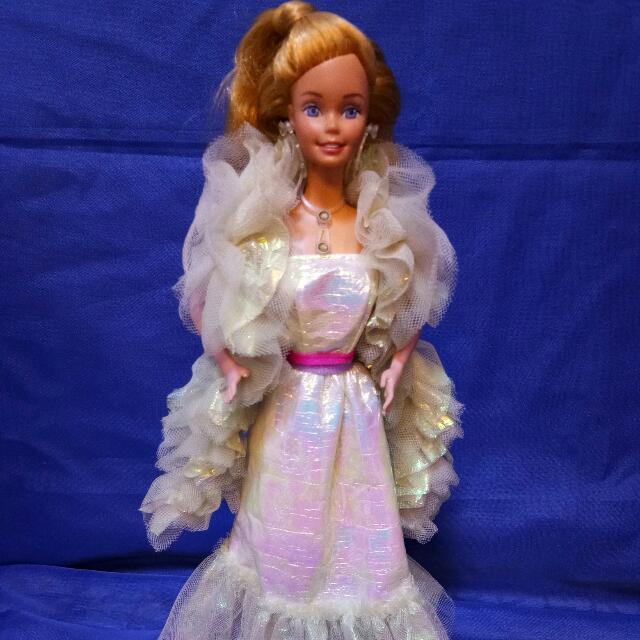 Vintage Crystal Barbie