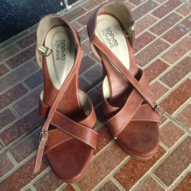 WEDGES SOPHIE PARIS (SOPHIE MARTIN)