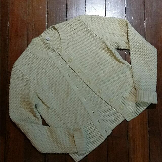 Women's Knitted Long Sleeve Overcoat Jacket