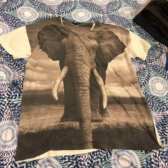 泰國購入-大象ㄒXXL