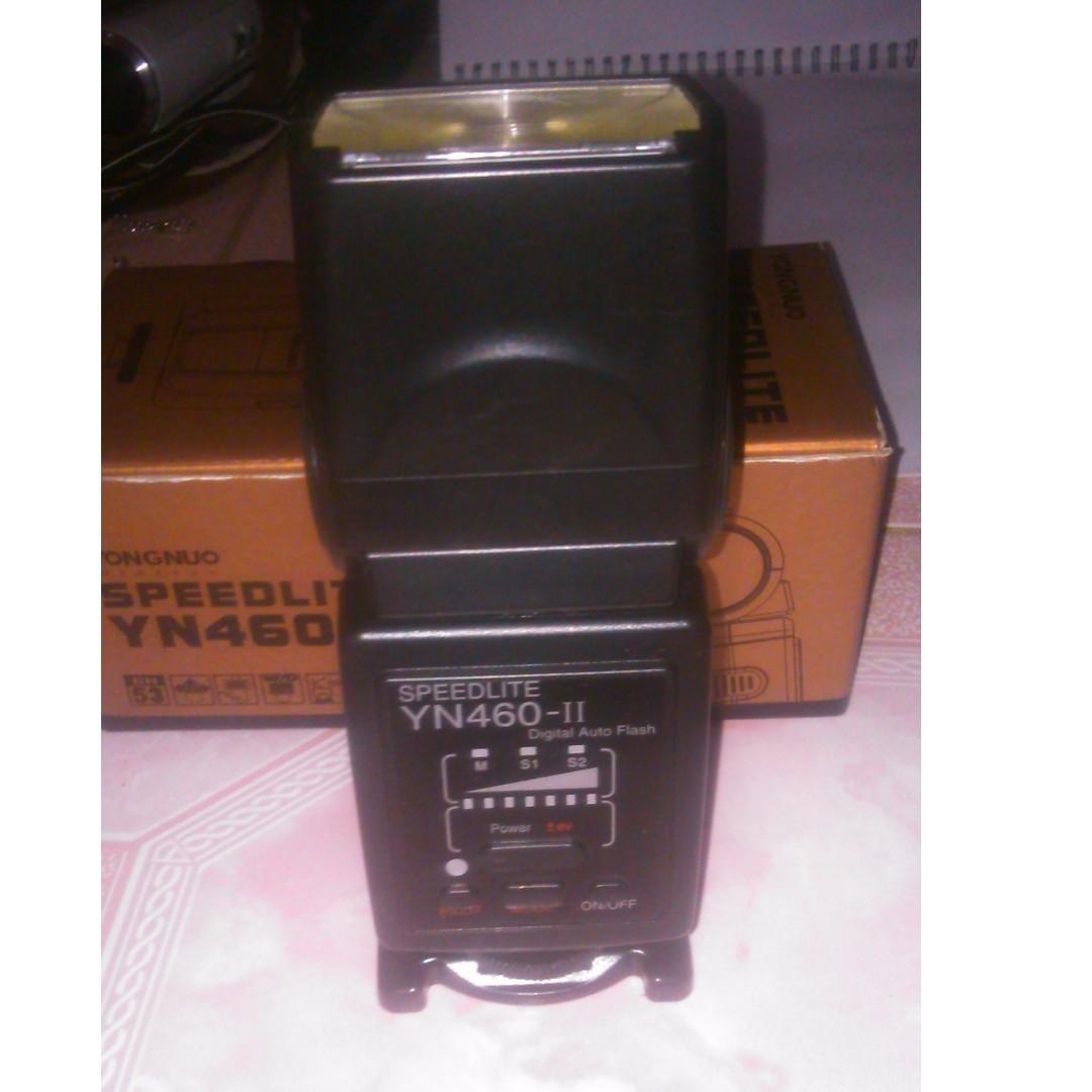 Yongnuo Speedlite YN460-II REPRICED