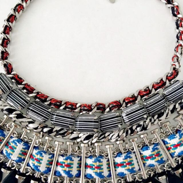 Zara Fashion Necklace