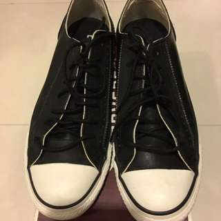 Converse Black Sneakers, 100th Anniversary Collection, Size US 5