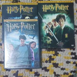 Harry Potter Original DVD