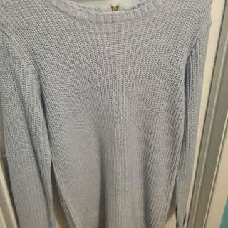 Long Sweater Size M