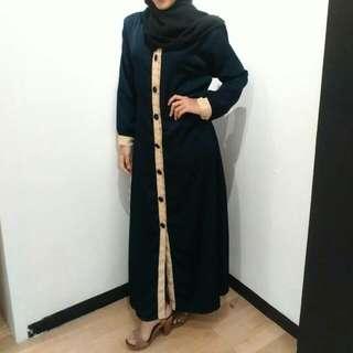 Chamber Long Dress