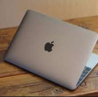 2015 Macbook 12 Inches With Retina Display