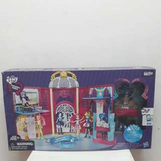 Hasbro My Little Pony Equestria Girl Canter Lot High Playset [MISB] Not Barbie Or Frozen