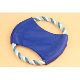 【寵物商品】寵物棉繩飛盤