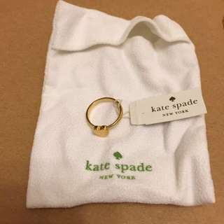 Kate Spade Heart Ring (New)
