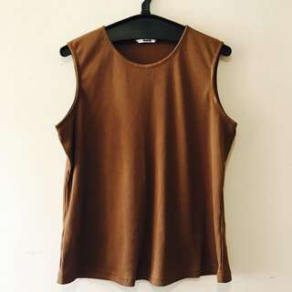 Alia Sleeveless Top