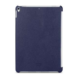 """TETDED Premium Leather Case for Apple iPad Pro 10.5"""" (2017) -- CaenA (LC: Navy Blue) for Keyboard Connector"""