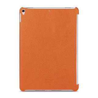"TETDED Premium Leather Case for Apple iPad Pro 10.5"" (2017) -- CaenA (LC: Orange) for Keyboard Connector"