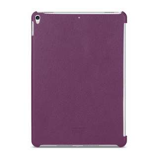 "TETDED Premium Leather Case for Apple iPad Pro 10.5"" (2017) -- CaenA (LC: Purple) for Keyboard Connector"
