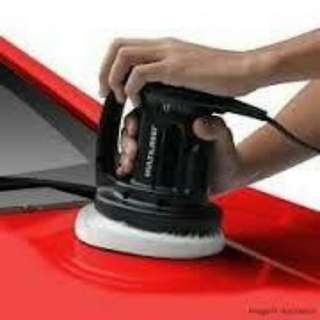 CAR WAXER & POLISHER
